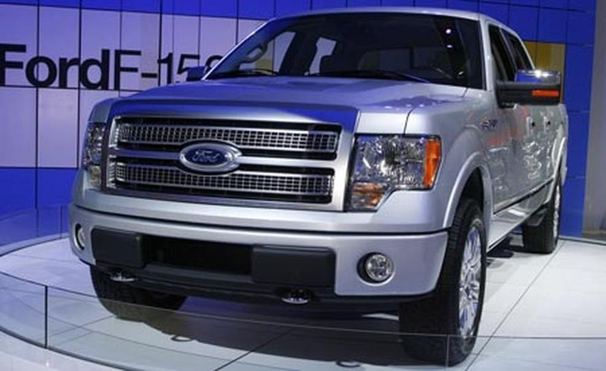 2009 Ford F-150 - Slide 11