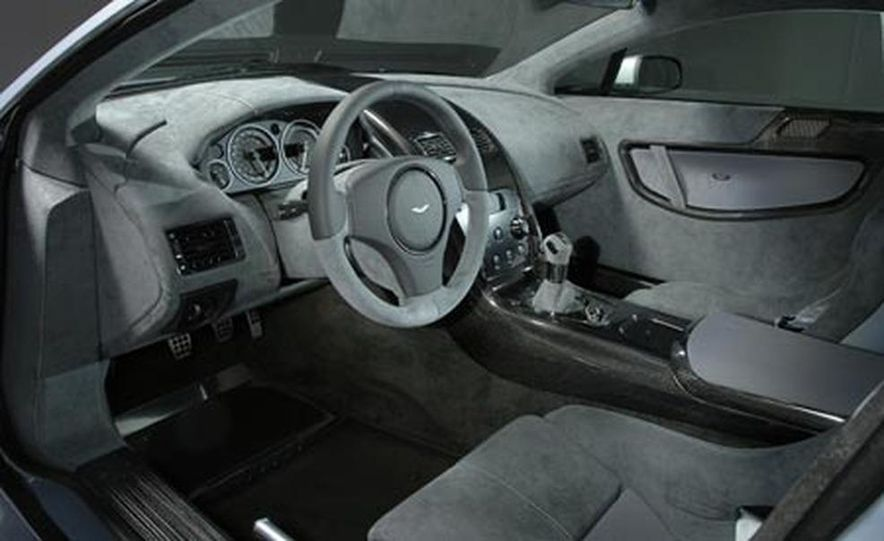 Aston Martin V12 Vantage RS concept - Slide 16