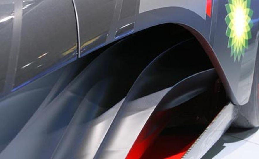 Mazda Furai concept - Slide 31