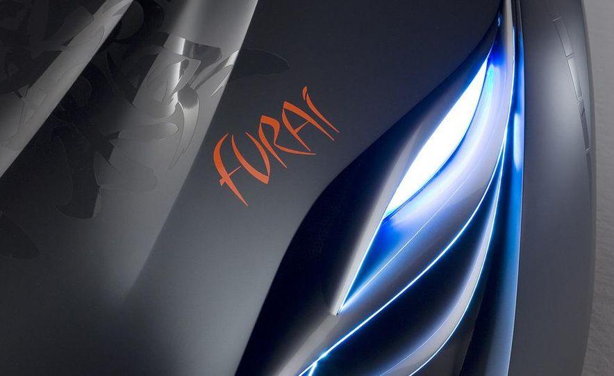Mazda Furai concept - Slide 3