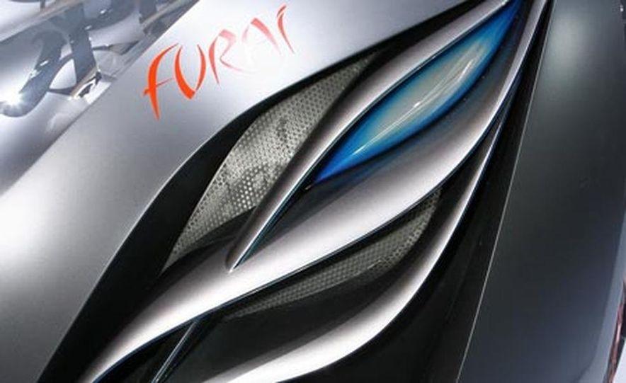 Mazda Furai concept - Slide 32