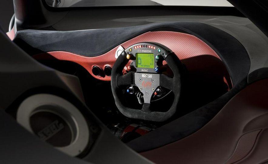 Mazda Furai concept - Slide 9