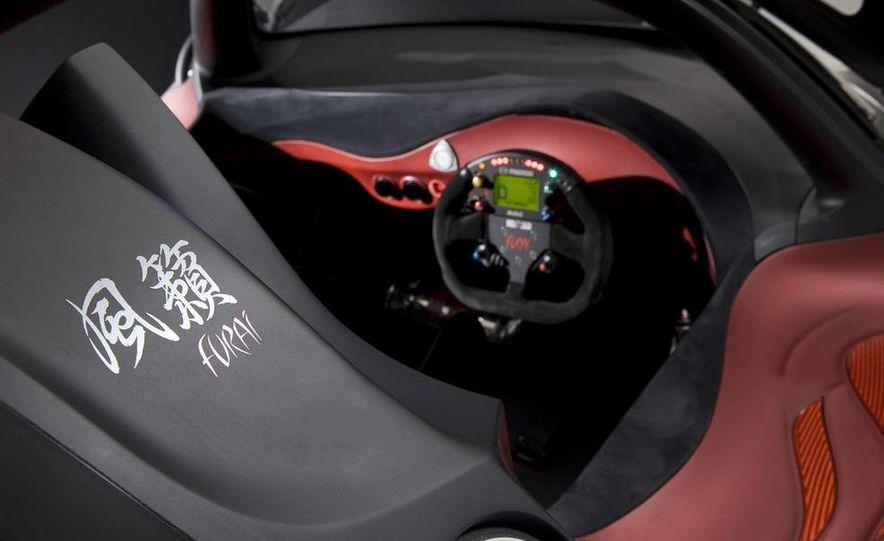 Mazda Furai concept - Slide 10