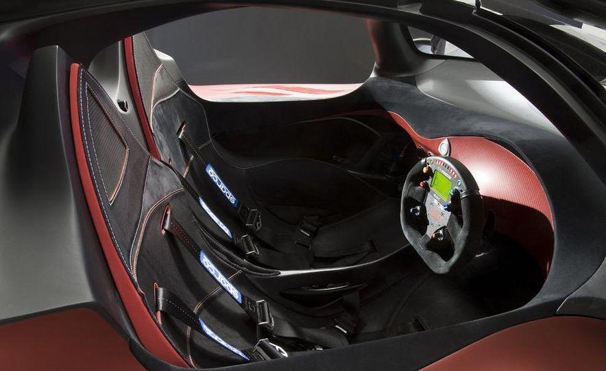 Mazda Furai concept - Slide 12