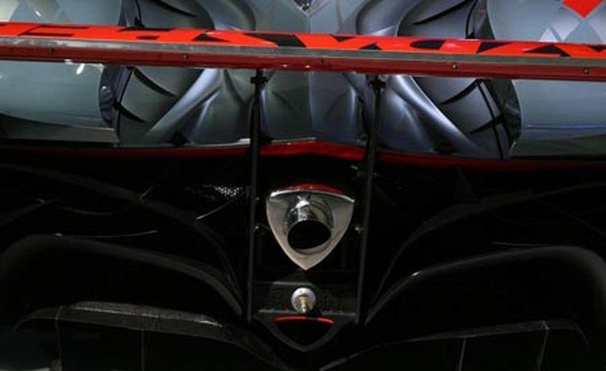 Mazda Furai concept - Slide 20