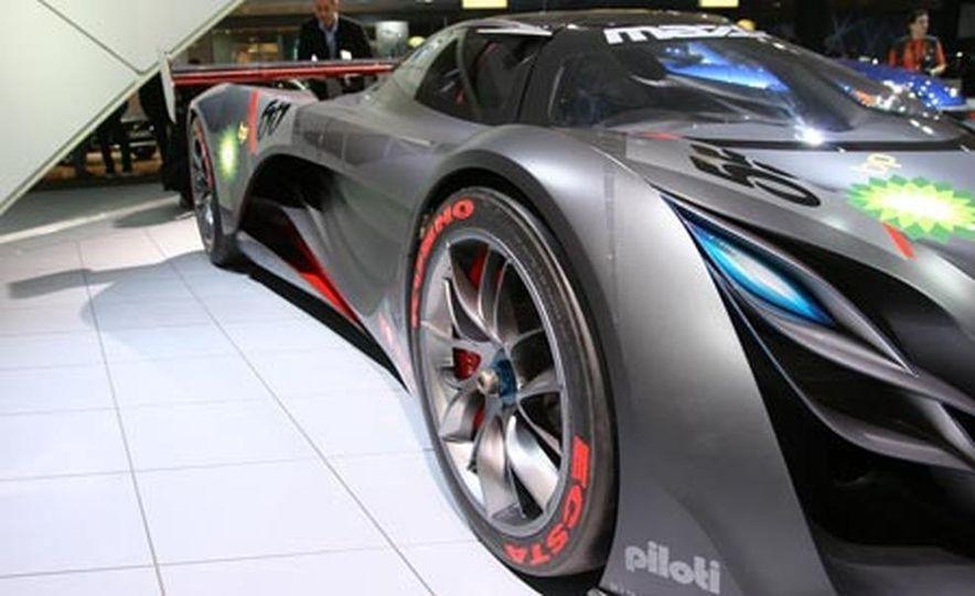 Mazda Furai concept - Slide 21