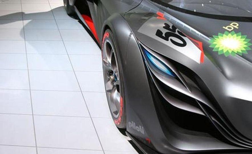 Mazda Furai concept - Slide 22