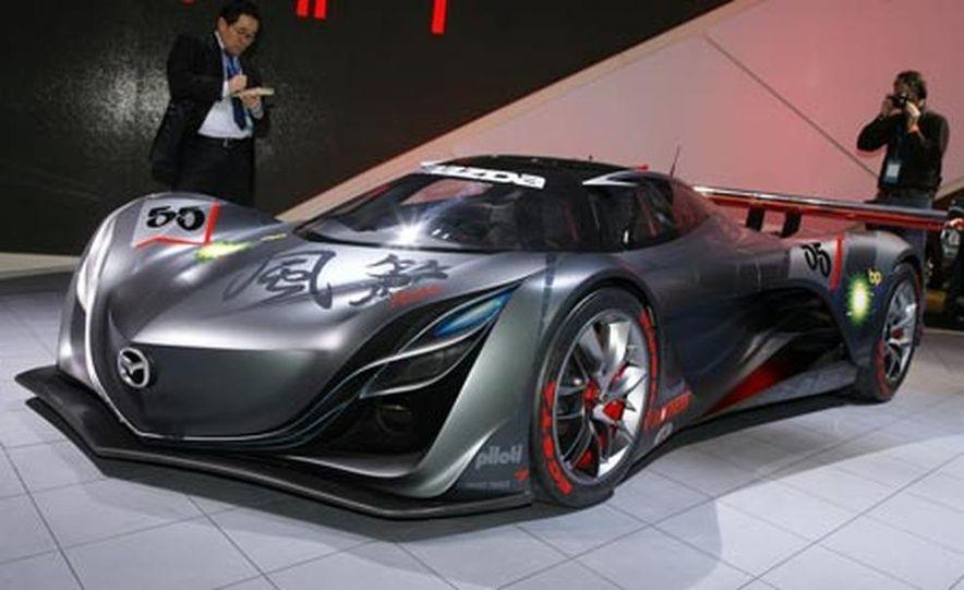 Mazda Furai concept - Slide 24