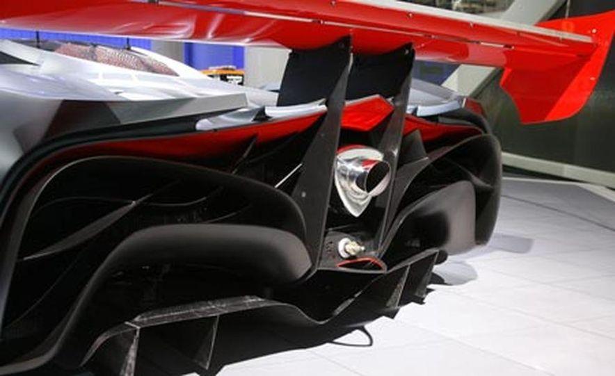 Mazda Furai concept - Slide 26