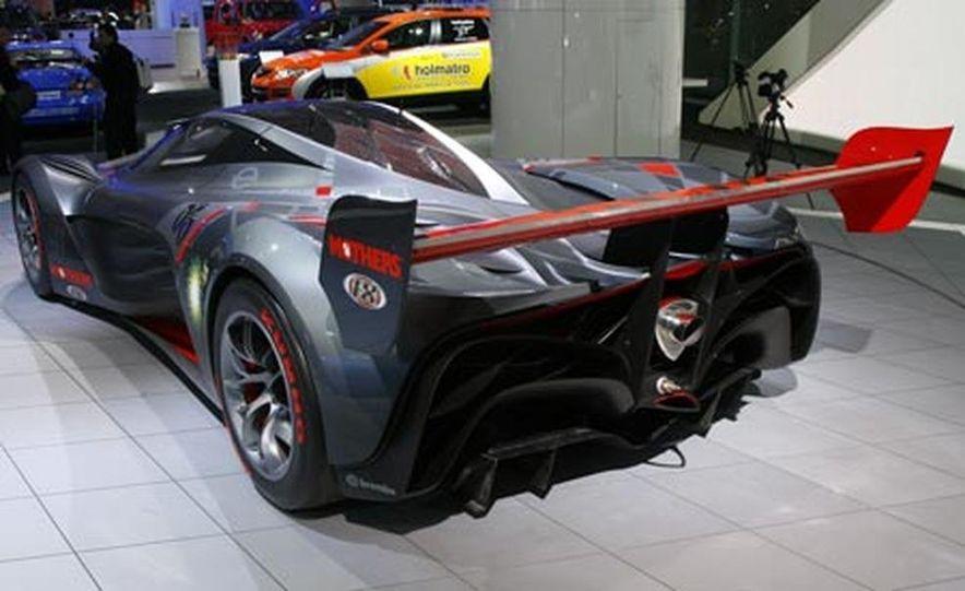 Mazda Furai concept - Slide 28