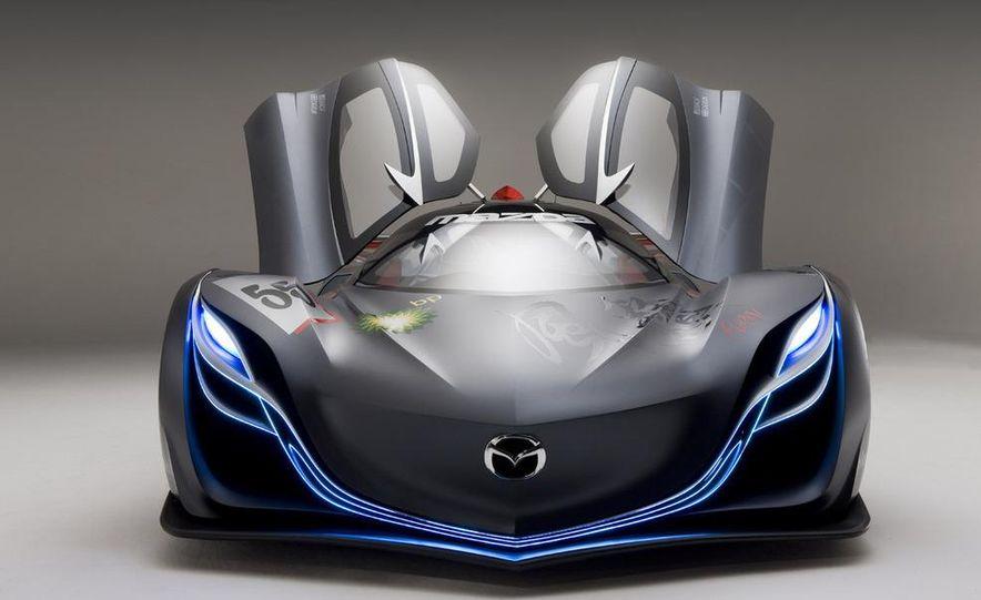 Mazda Furai concept - Slide 5