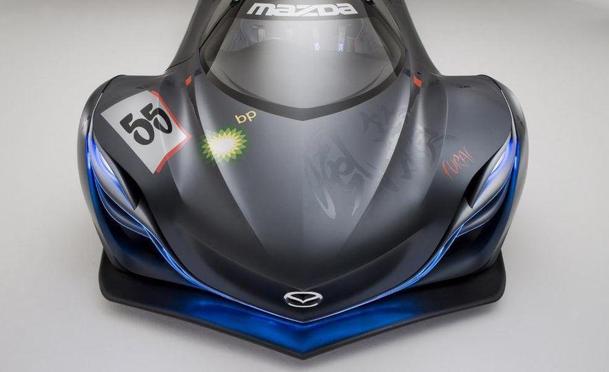 Mazda Furai concept - Slide 6