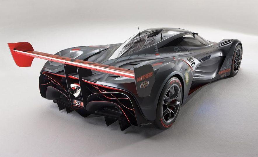 Mazda Furai concept - Slide 7