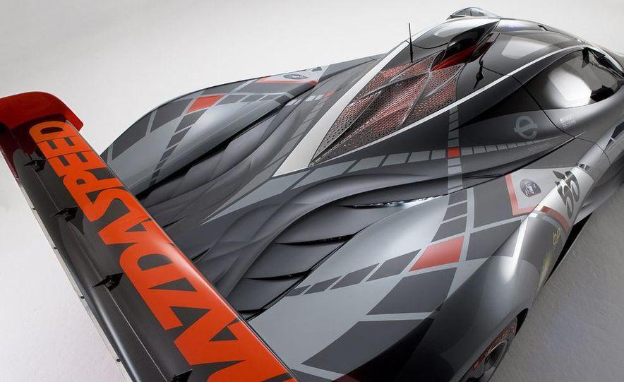 Mazda Furai concept - Slide 8