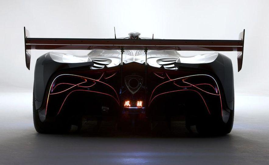 Mazda Furai concept - Slide 14