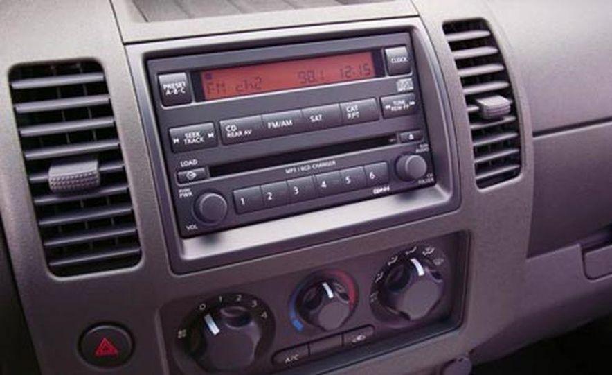 2006 Nissan Frontier - Slide 9