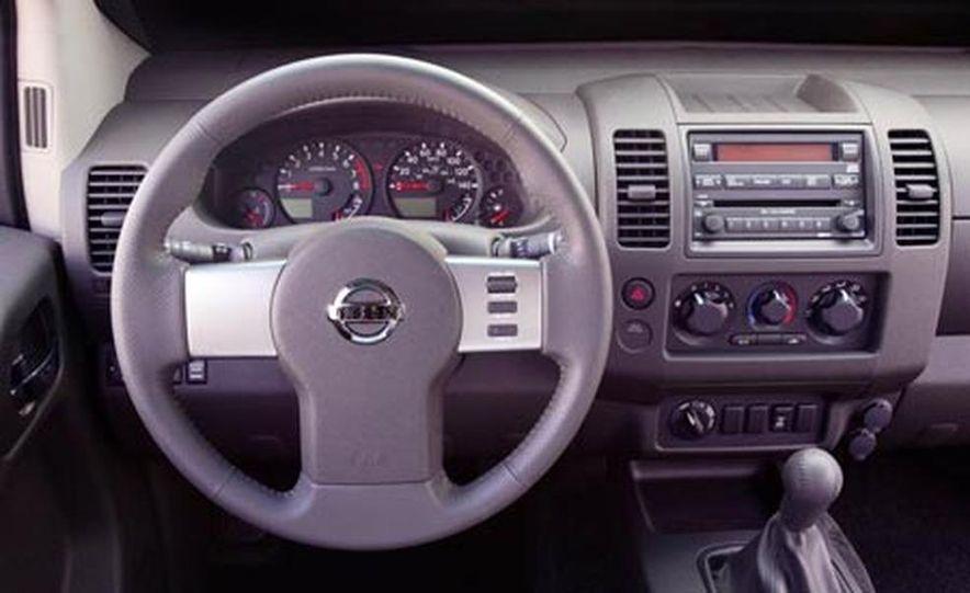 2006 Nissan Frontier - Slide 10