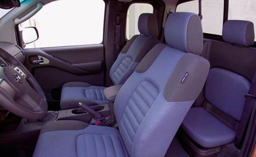 2006 Nissan Frontier - Slide 12