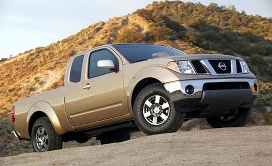 2006 Nissan Frontier - Slide 1