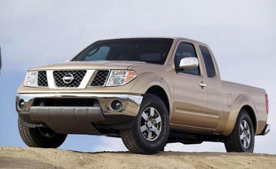 2006 Nissan Frontier - Slide 2