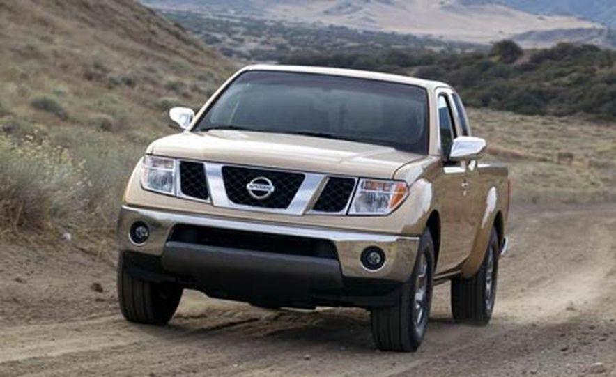 2006 Nissan Frontier - Slide 5