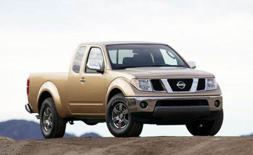 2006 Nissan Frontier - Slide 6