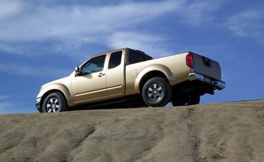 2006 Nissan Frontier - Slide 7