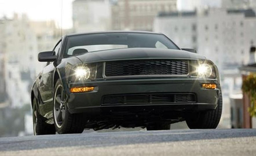 2009 Ford Mustang with glass roof option - Slide 4