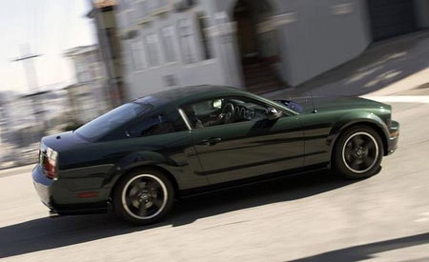 2009 Ford Mustang with glass roof option - Slide 8