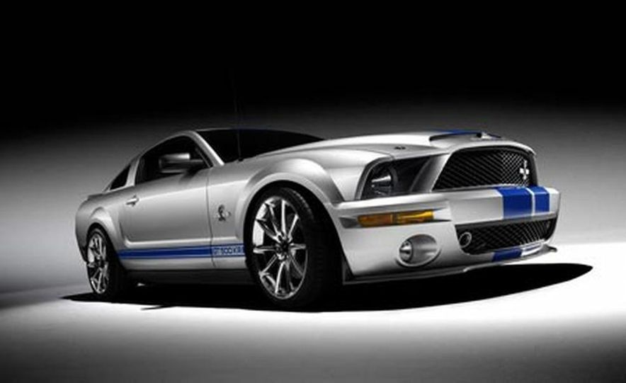 2009 Ford Mustang with glass roof option - Slide 21