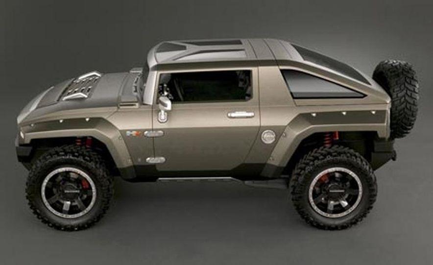 Hummer HX concept - Slide 1