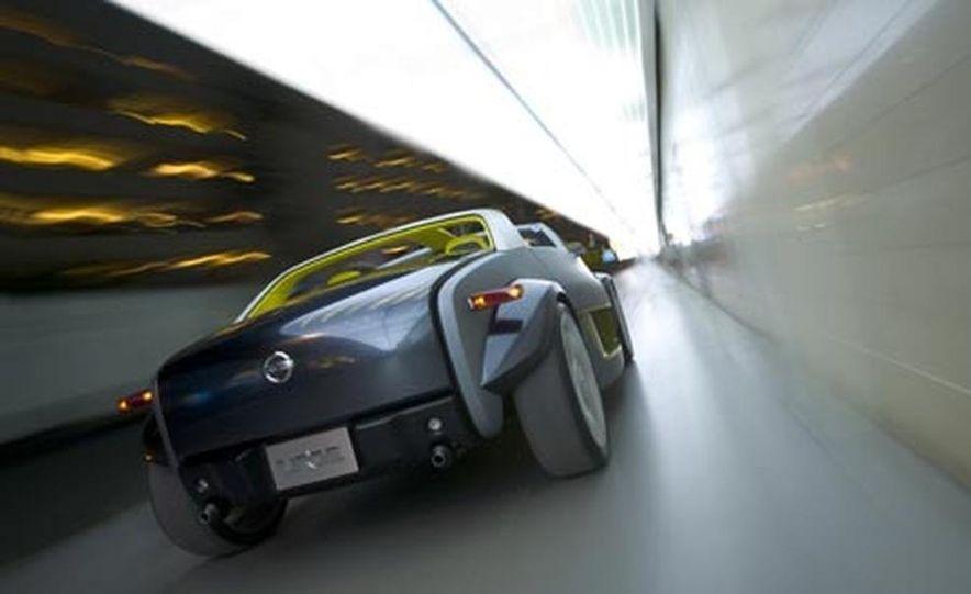 Nissan Urge concept - Slide 3