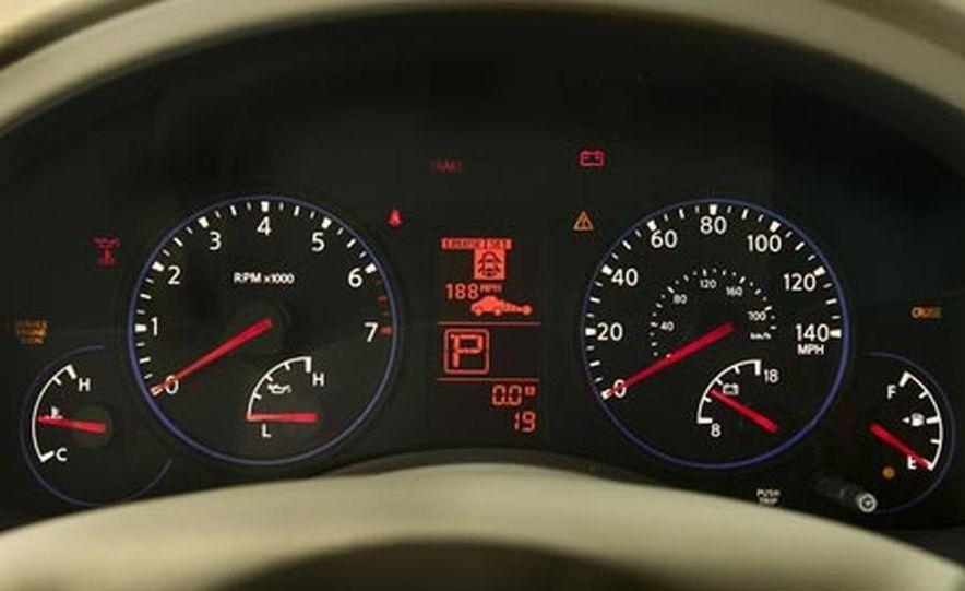 2008 Nissan Armada - Slide 15