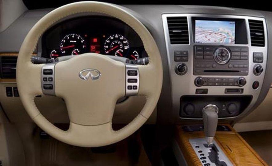 2008 Nissan Armada - Slide 17