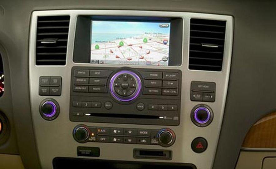 2008 Nissan Armada - Slide 18