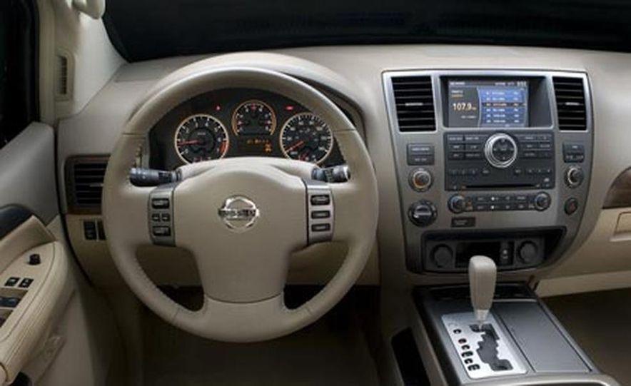 2008 Nissan Armada - Slide 10