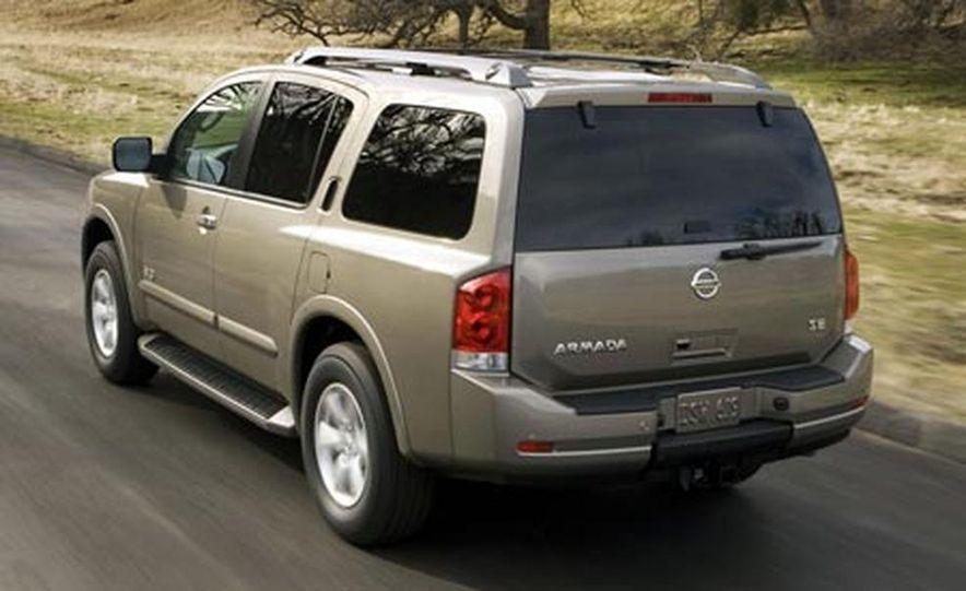 2008 Nissan Armada - Slide 2