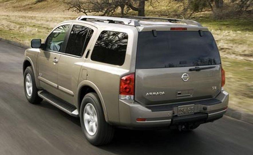 2008 Nissan Armada - Slide 5