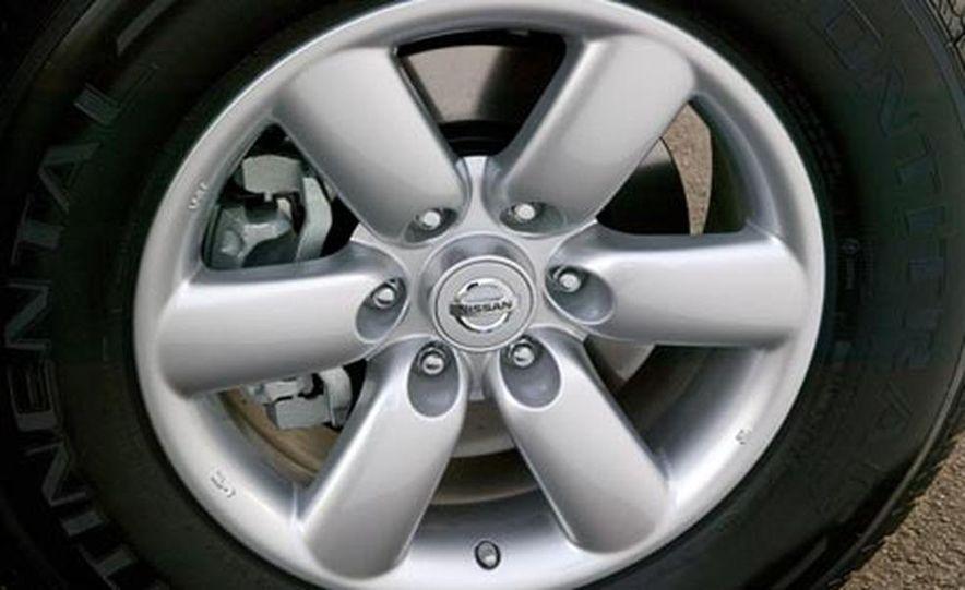 2008 Nissan Armada - Slide 7