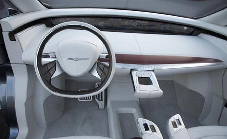 Chrysler ecoVoyager concept - Slide 12