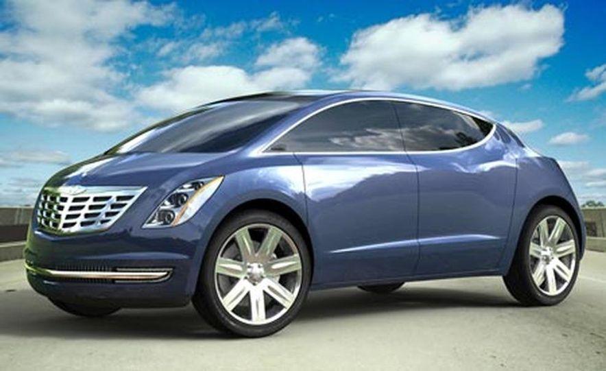 Chrysler ecoVoyager concept - Slide 1