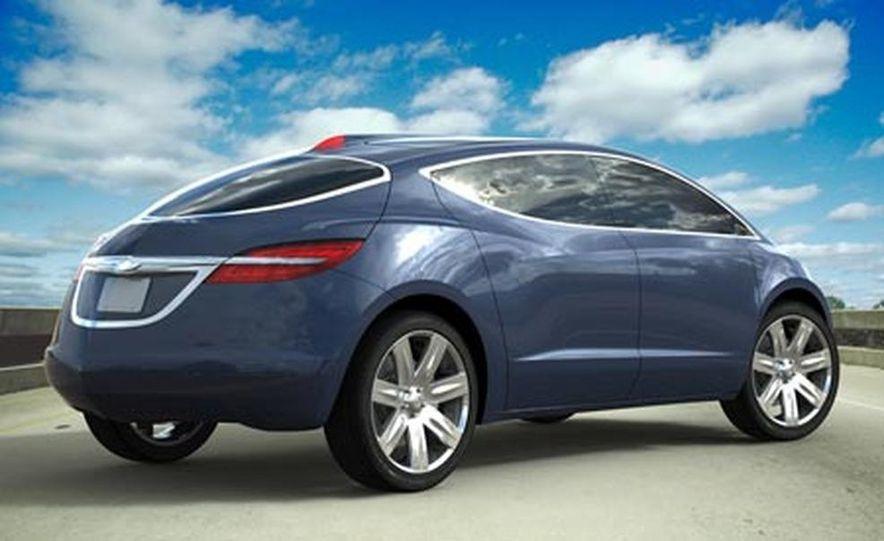 Chrysler ecoVoyager concept - Slide 2