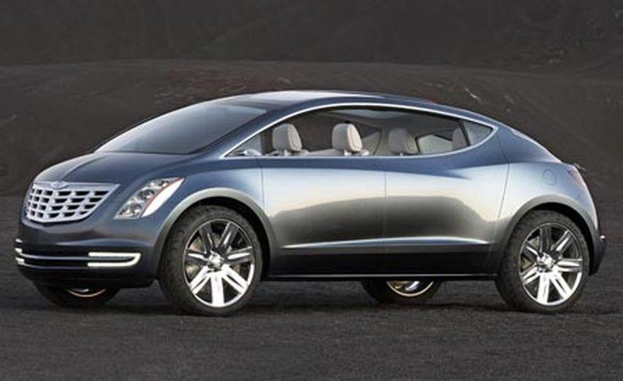 Chrysler ecoVoyager concept - Slide 6