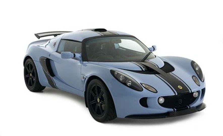 2008 Lotus Exige S 240 - Slide 9