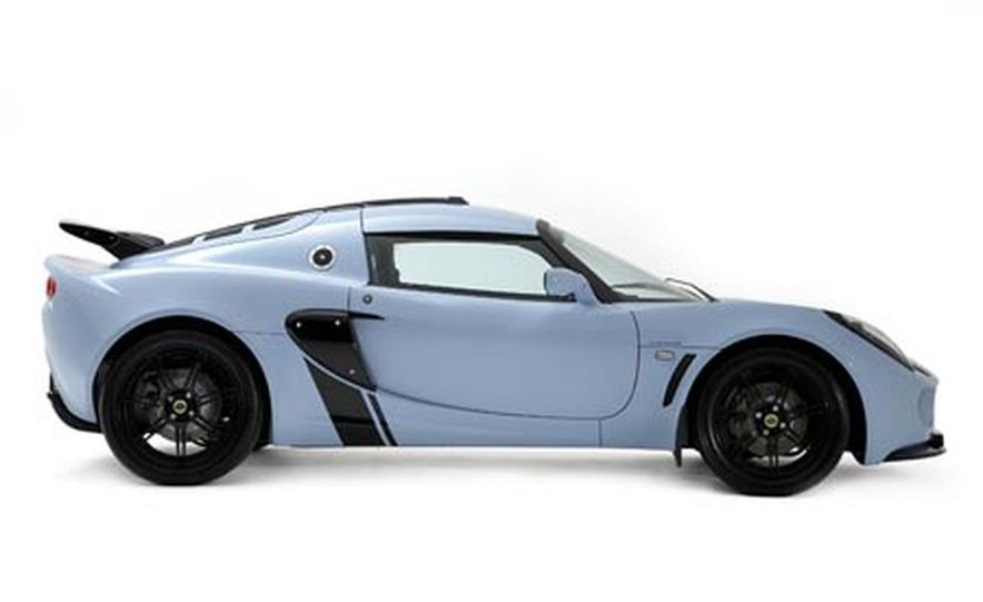 2008 Lotus Exige S 240 - Slide 10