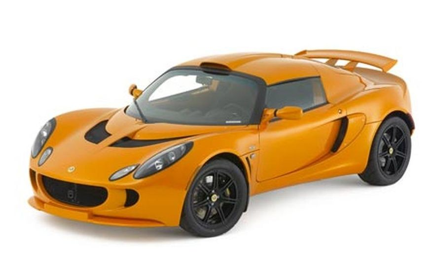 2008 Lotus Exige S 240 - Slide 1