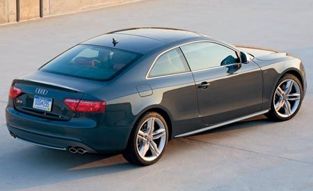 Audi S5 vs. Jaguar XK