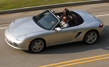 Porsche Boxster S vs. Porsche 911 Carrera Cabriolet
