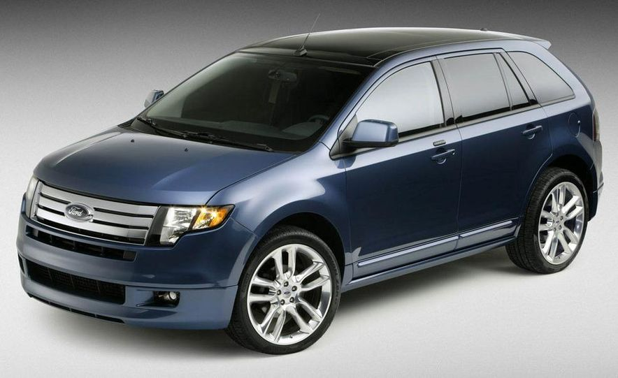 2009 Ford Edge Sport - Slide 1