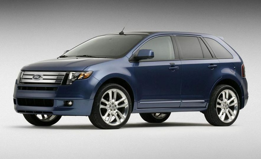 2009 Ford Edge Sport - Slide 2